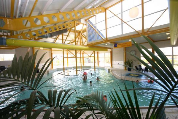 Camping Westhove - Overdekt Zwembad